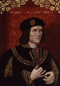 King Richard III. National portrait gallery